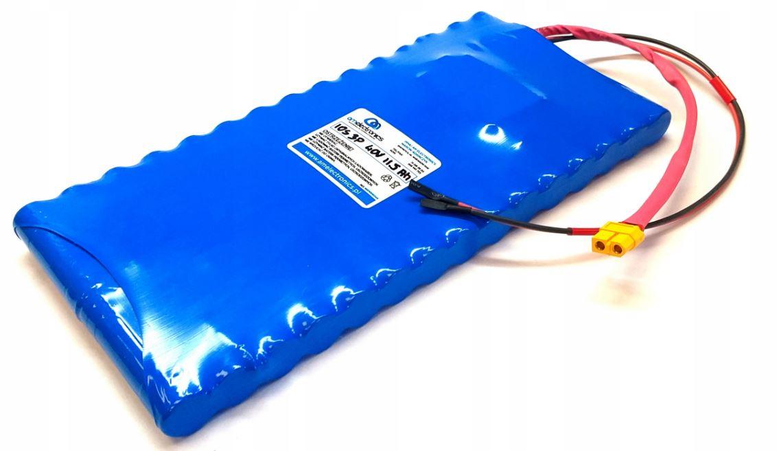 Купить Батарея электрическая плата 36V 11Ah Li-ion 10S3P на Otpravka - цены и фото - доставка из Польши и стран Европы в Украину.