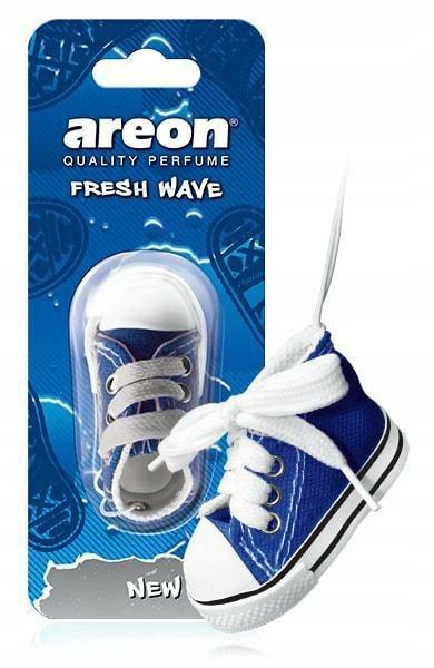 Ароматные кроссовки AREON FRESH WAVE New Car