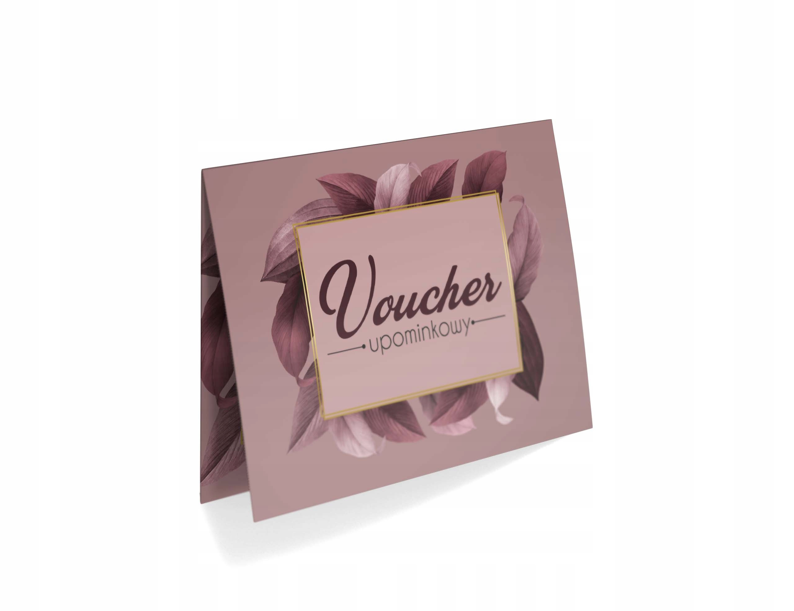 Item GIFT certificate for A5-A6 soft touch film 50pcs