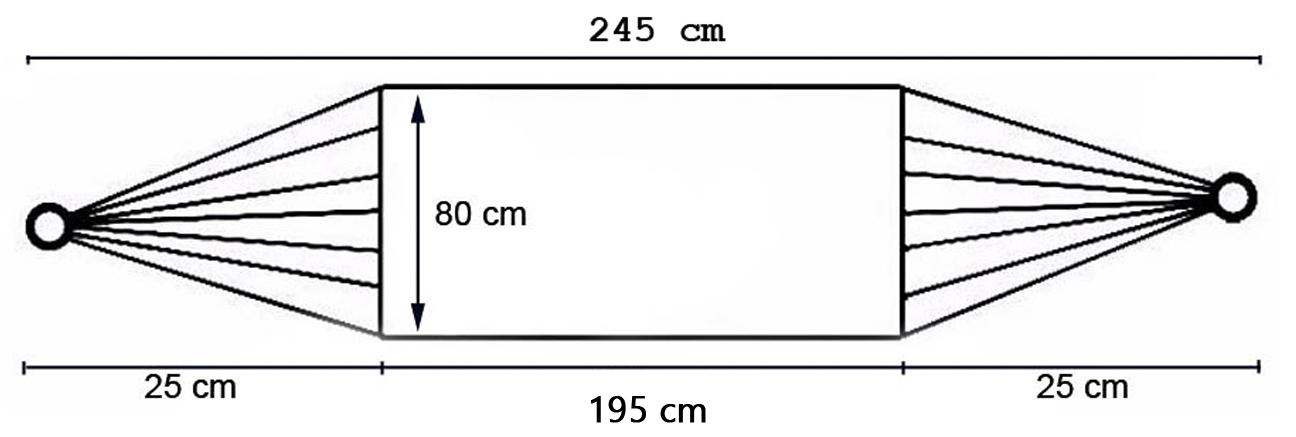 FRAME + HAMMOCK Lehátko = MOBILNÁ NASTAVITEĽNÁ SADA Kód produktu PST1003