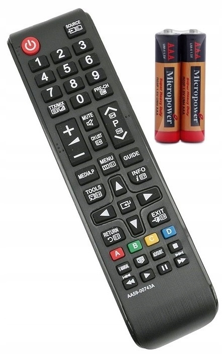 Item THE REMOTE FOR THE TV TV SAMSUNG LCD/LED/4K/UHD/3D