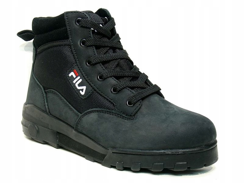 Buty damskie sneakersy Fila Grunge II mid WMN 1010740 25Y