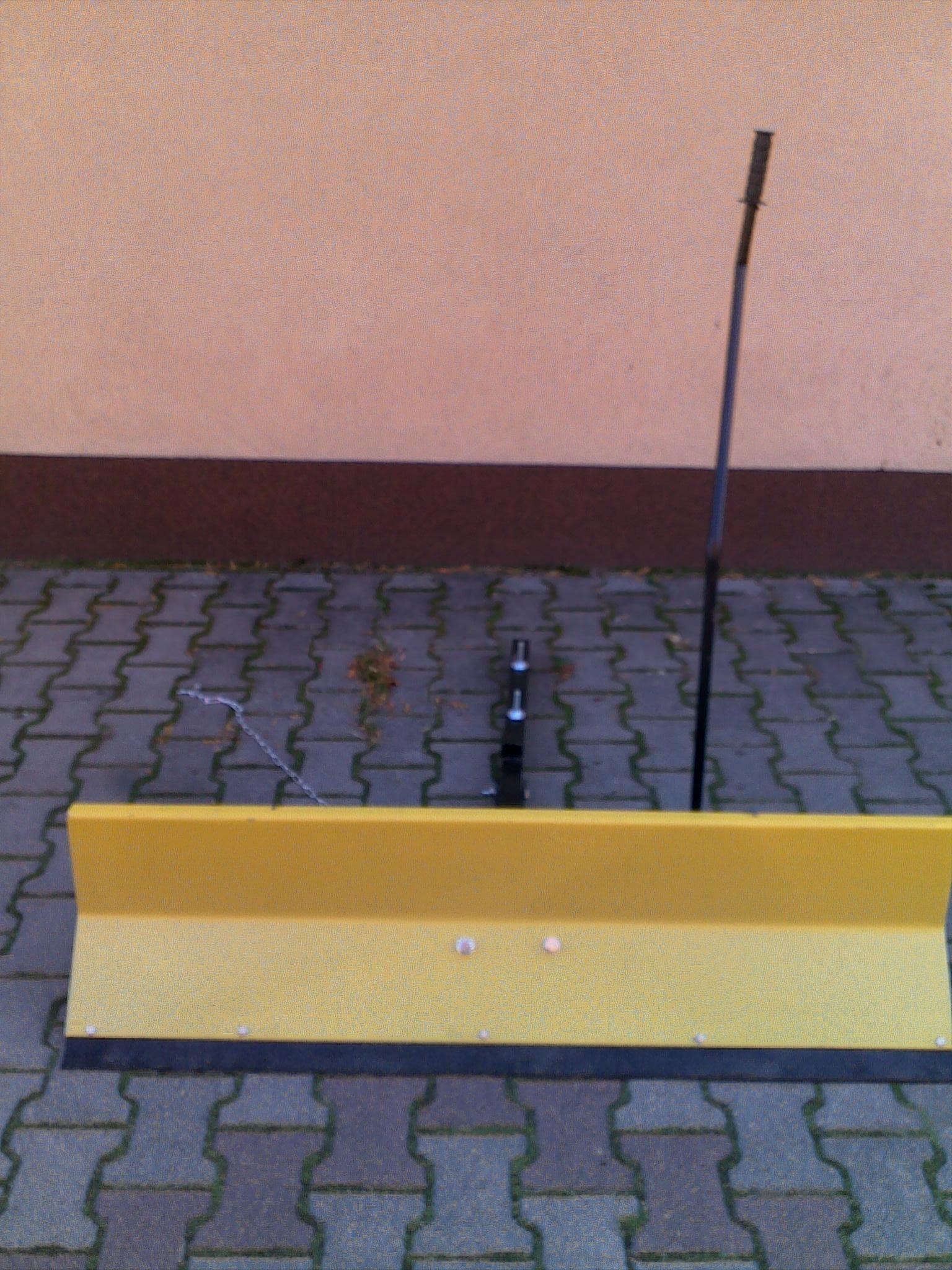 PLUG) КВАДРОЦИКЛ / ATV 132 см ручка