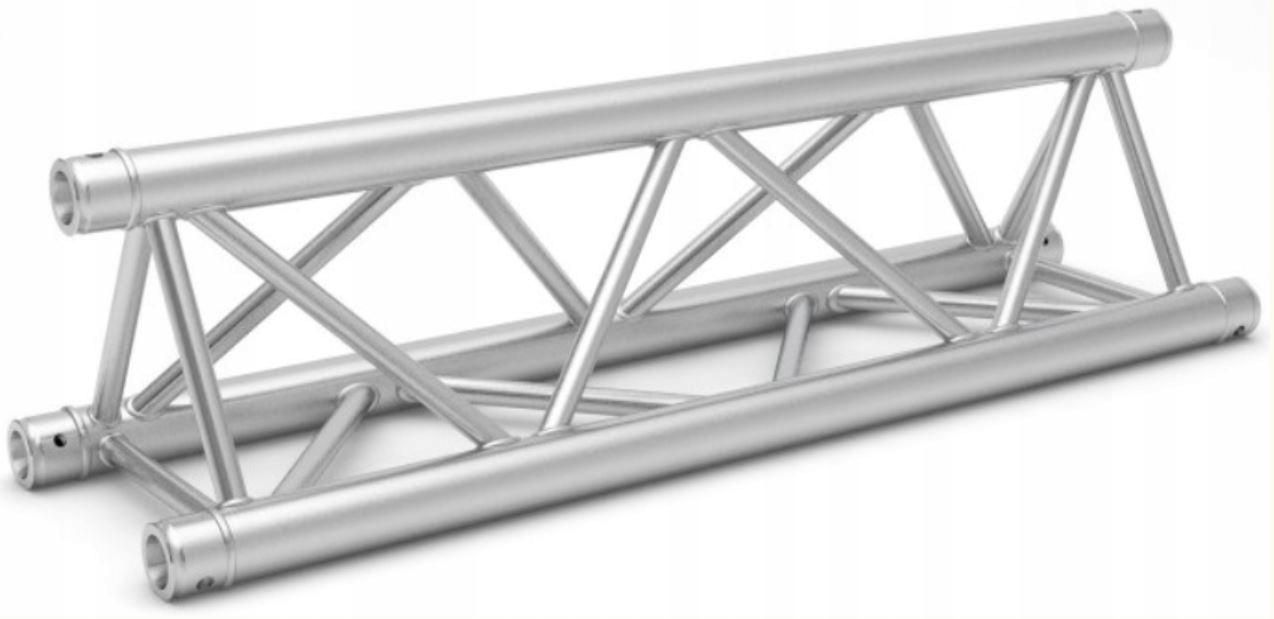 Item Aluminum construction 290 TRI-SYSTEM (2mm) 2.0 m