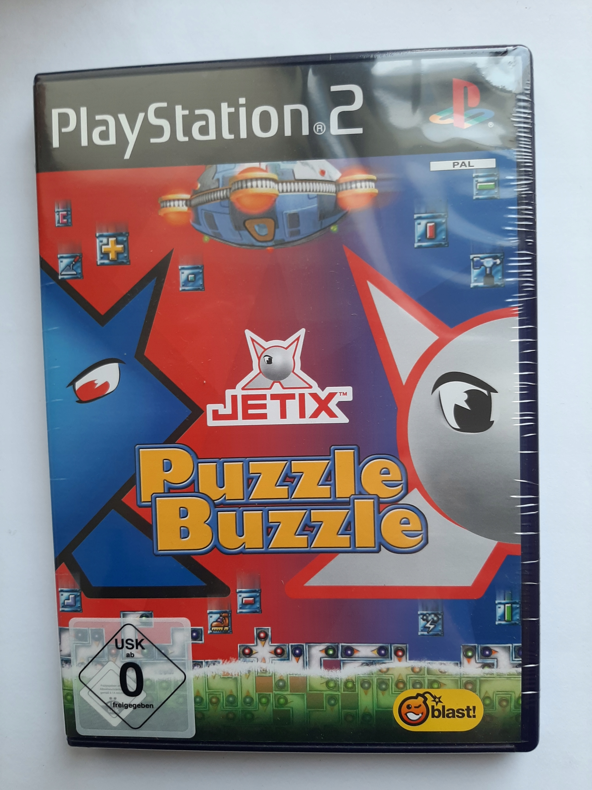 * Puzzle Buzzle PlayStation 2