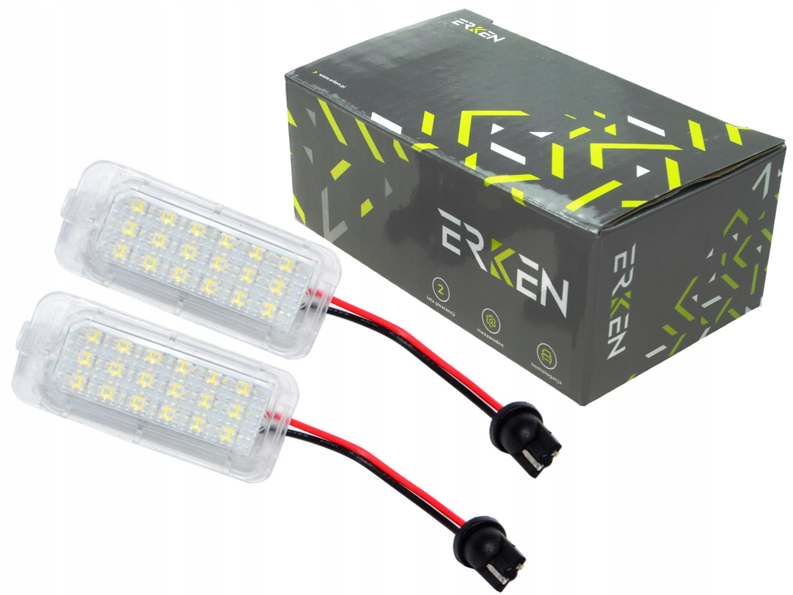 led лампы подсветка массива ford mondeo mk4 $