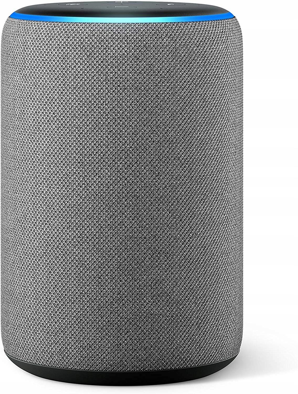 Amazon Echo Alexa szary 3 generacja NOWY MODEL