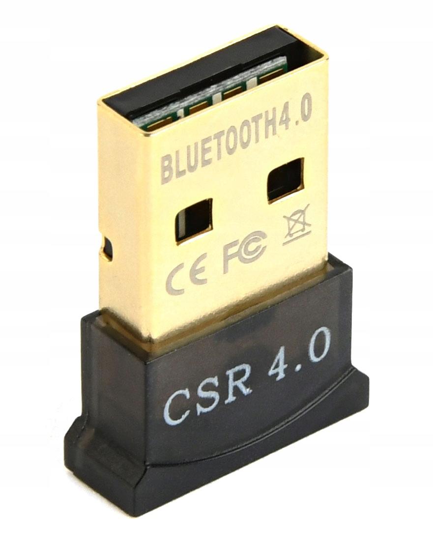 Bluetooth 4.0 USB Vysoká rýchlosť 4.0 Gembird Adapter