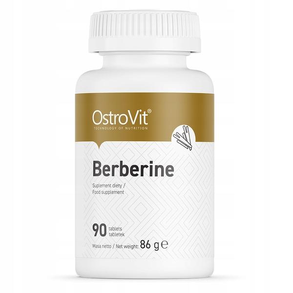 OSTROVIT BERBERYNA BERBERINE 90tab METABOLIZM