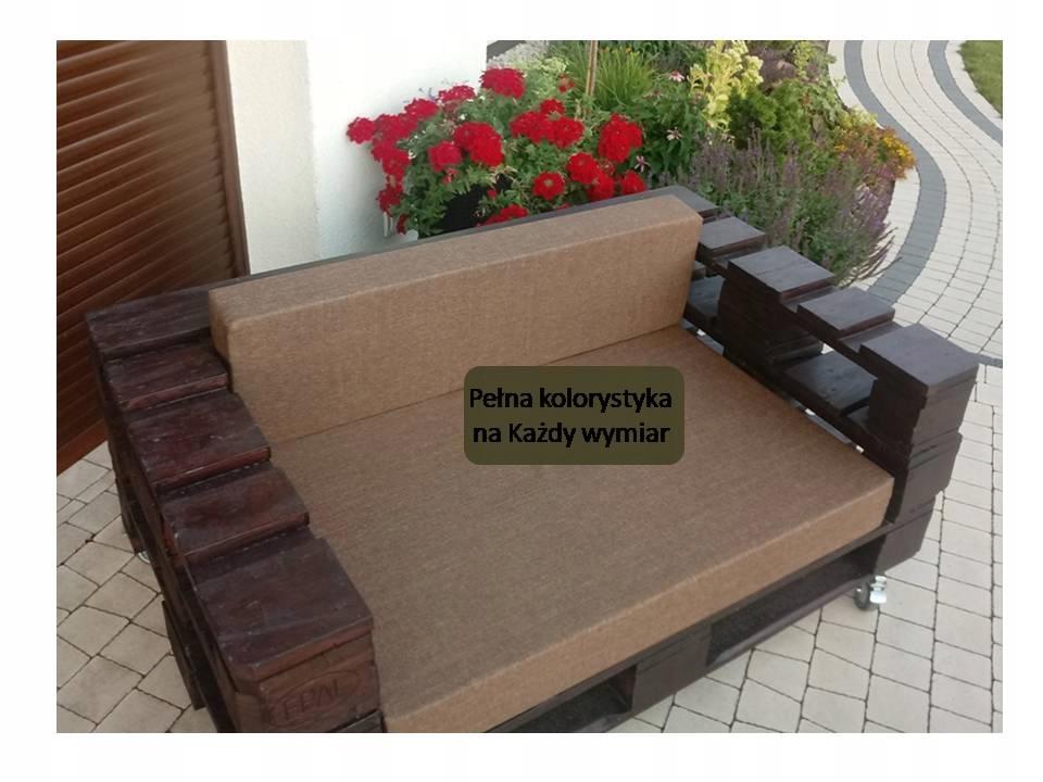 Poduszki na Palety na WYMIAR poduszki ogrodowe