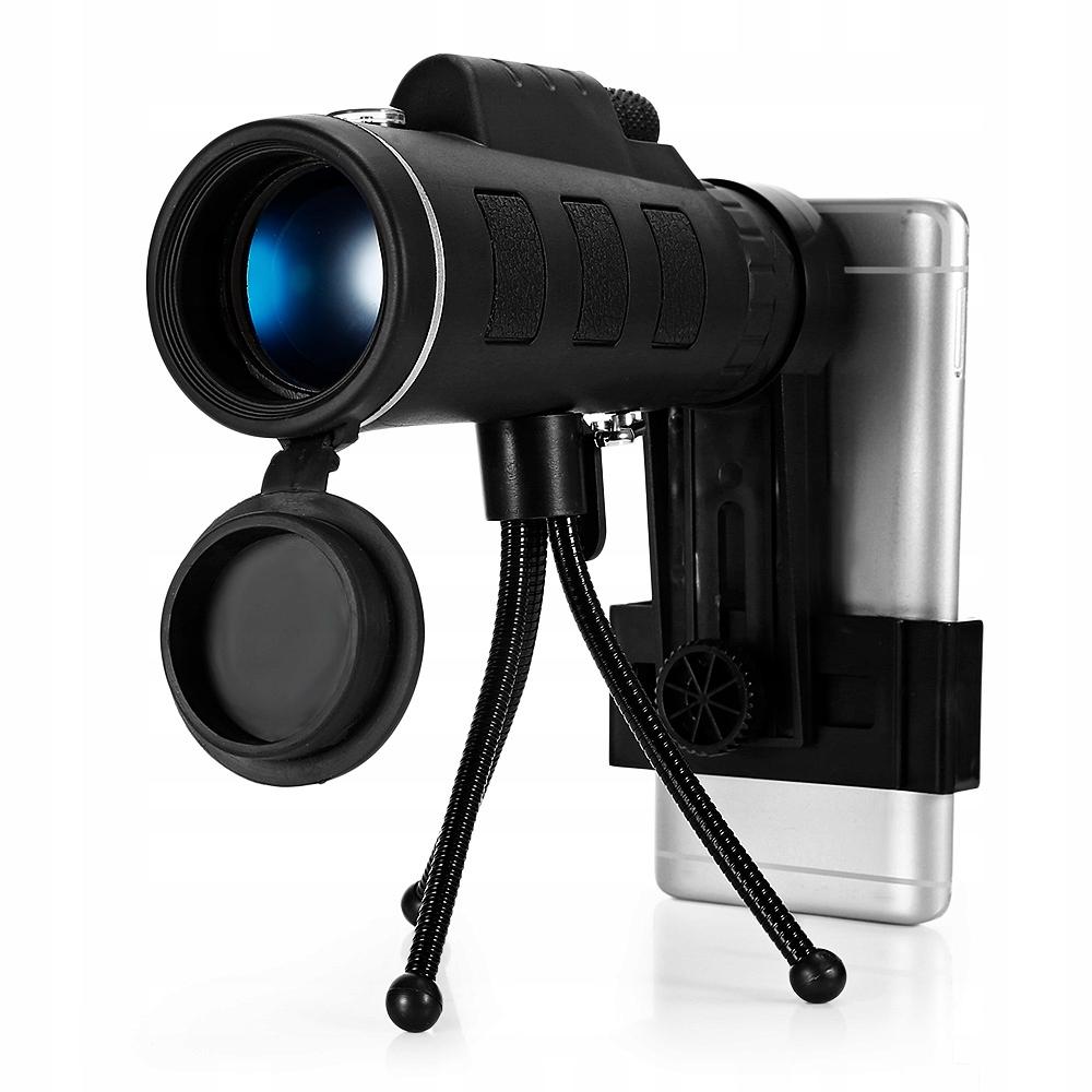 Luneta Teleskop Obiektyw Do Telefonu Powiększa x50