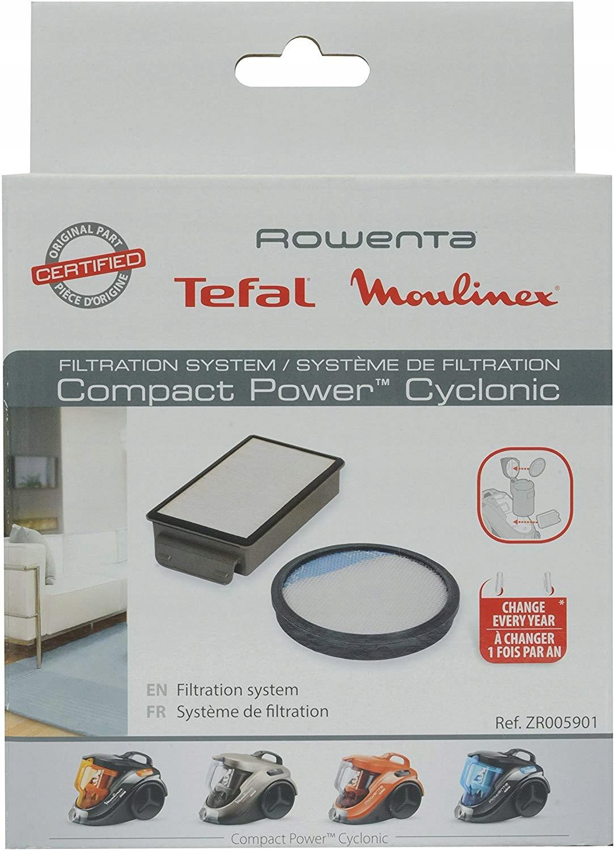 Sada filtrov HEPA TEFAL ZR005901