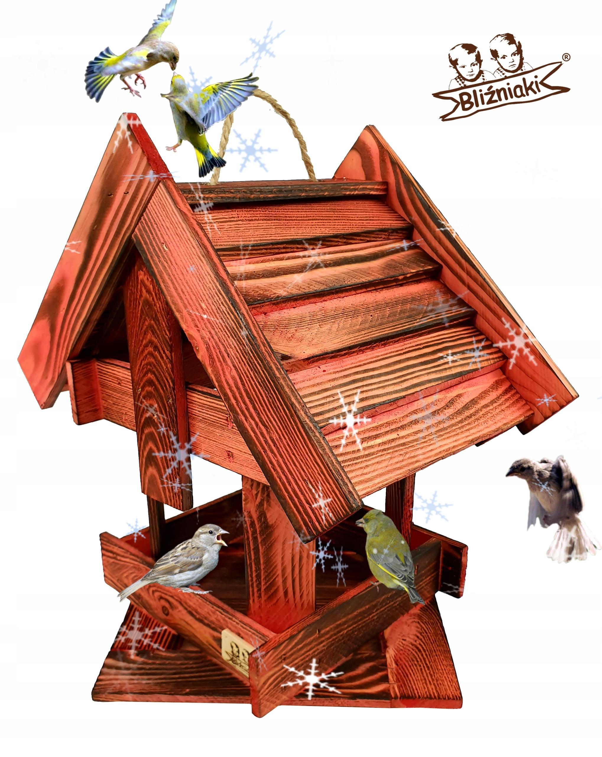 Krmítko pre Vtákov, Búdy Dom Dekoratívne