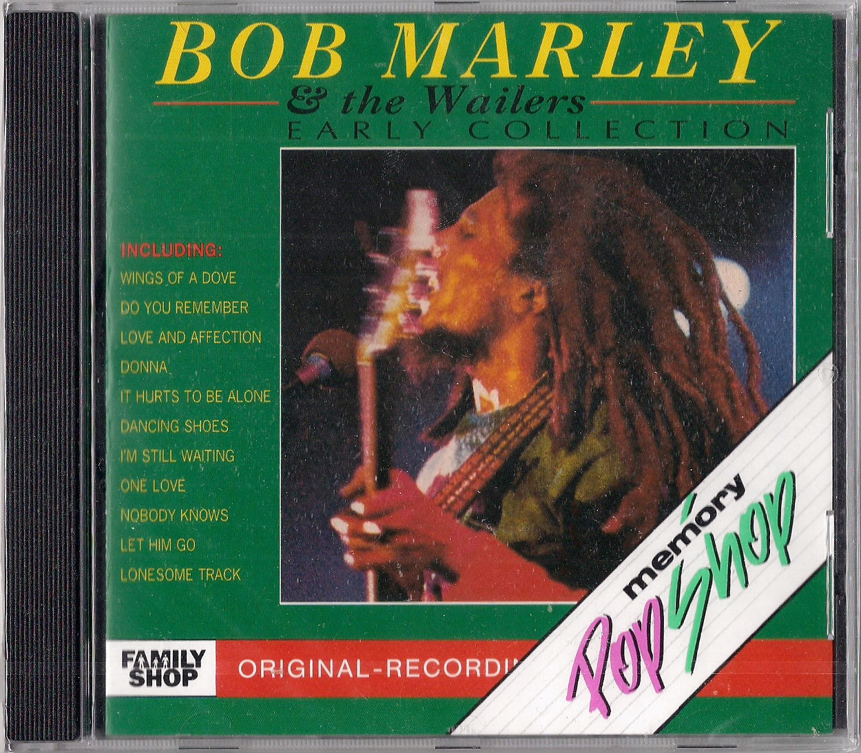 BOB MARLEY AND THE WAILERS - EARLY COLLECTION [CD] доставка товаров из Польши и Allegro на русском
