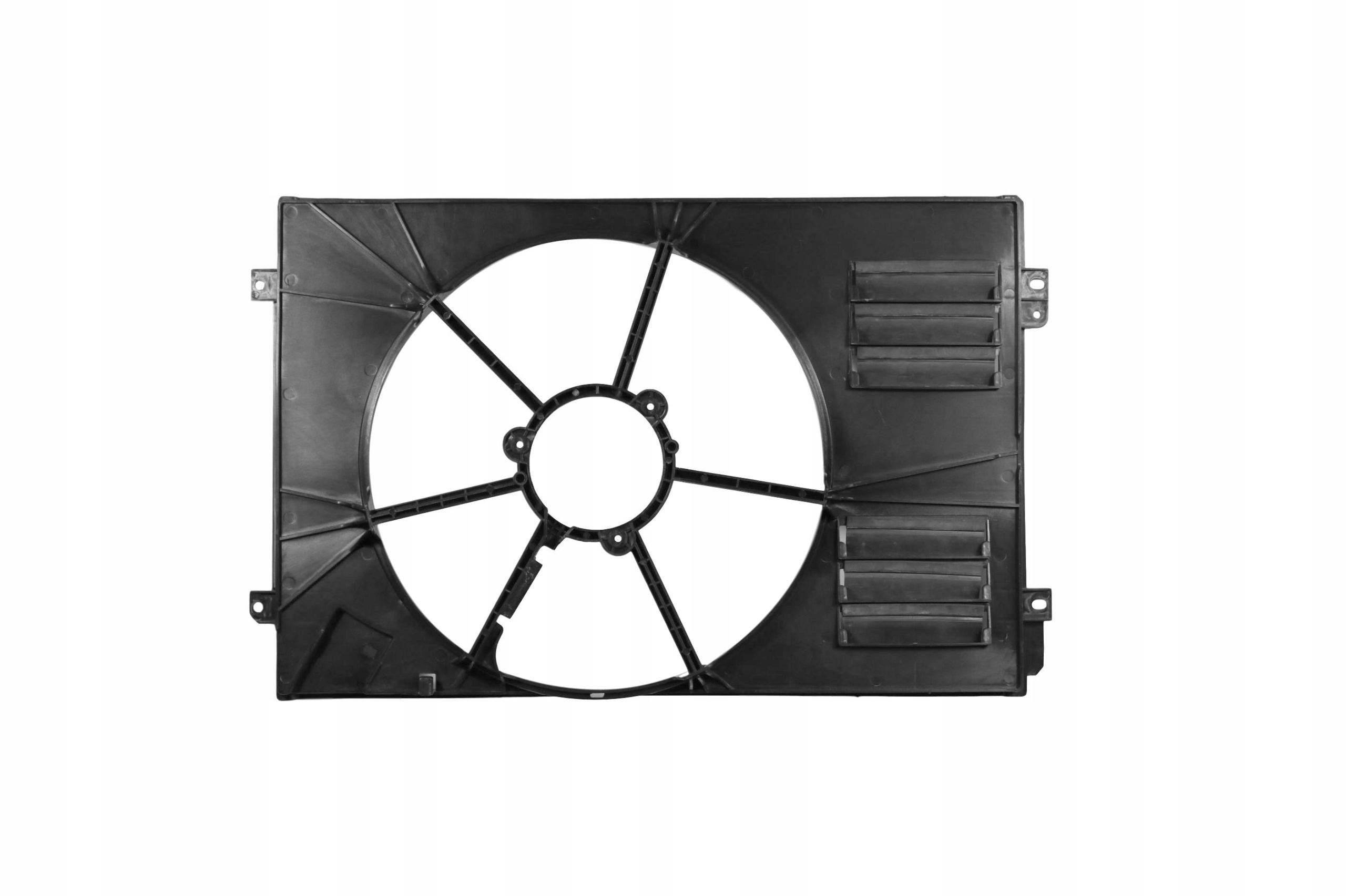 вентилятор корпус vw caddy iv 2 0tdi 1k0121205ac