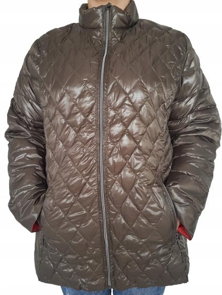 czarne kurtki damskie rozmiar 54-56