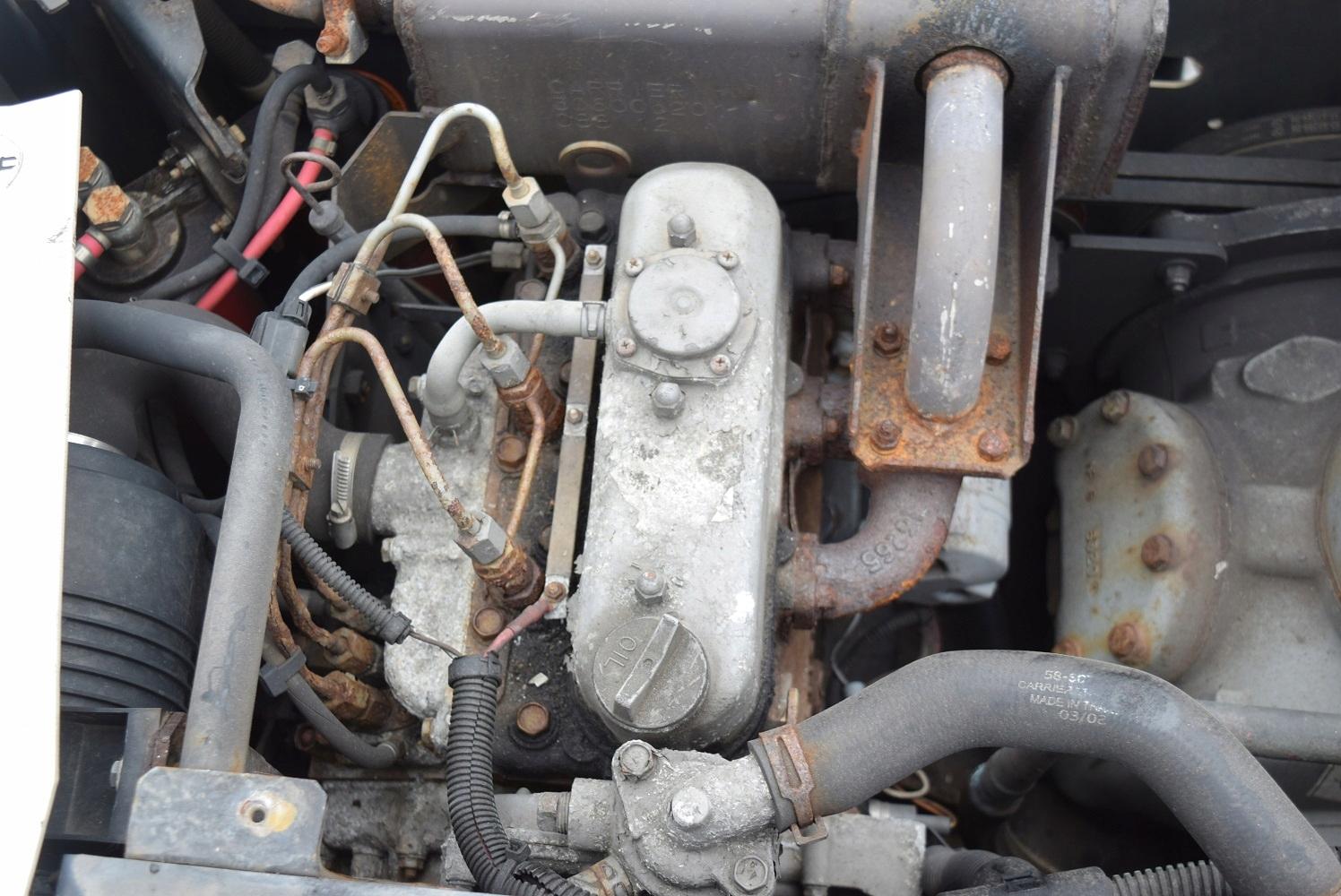 двигатель внутреннего сгорания carrier supra 950 mt silent