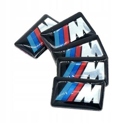 Значок Наклейка Логотип Эмблема Диски BMW M-POWER