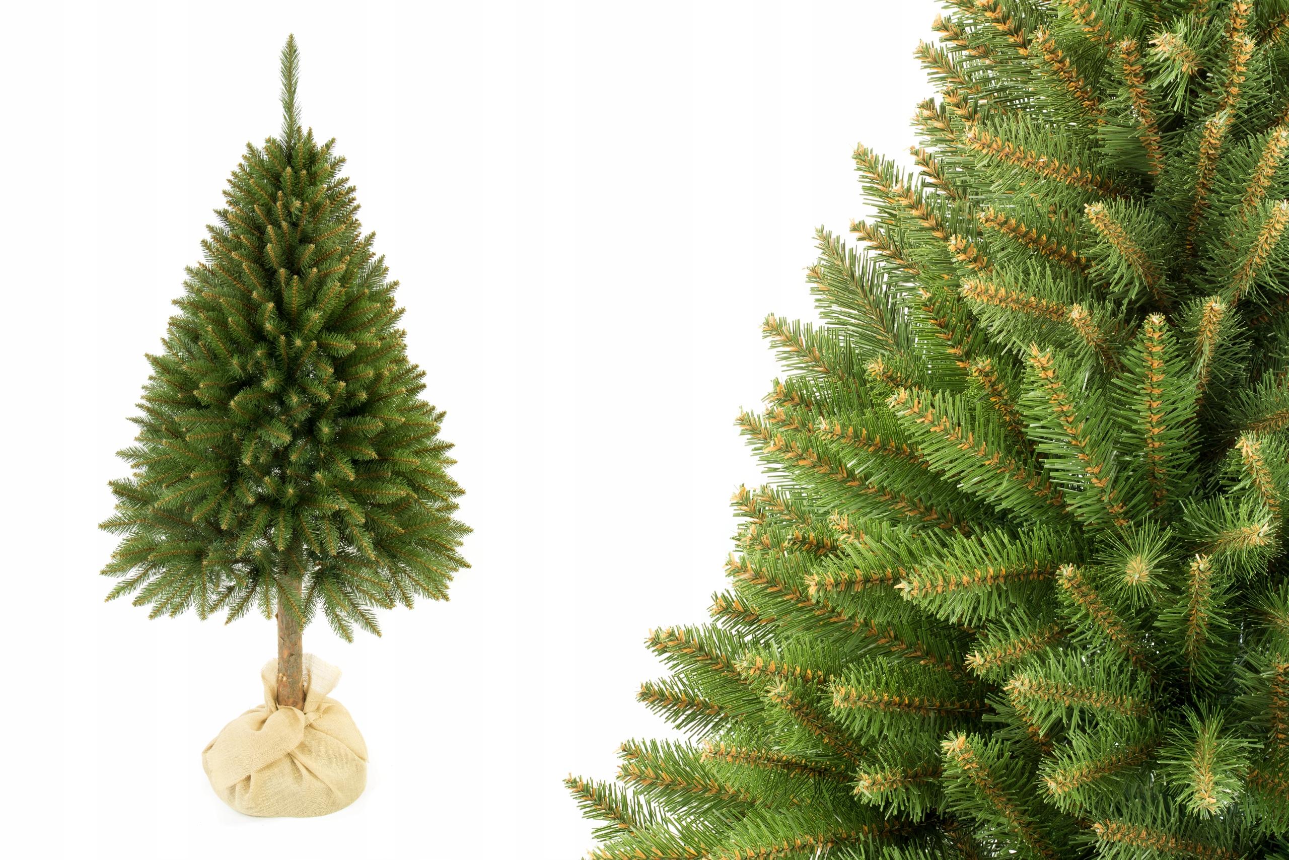 Umelý vianočný stromček NA TRUBKE VIP 160 cm ako naživo