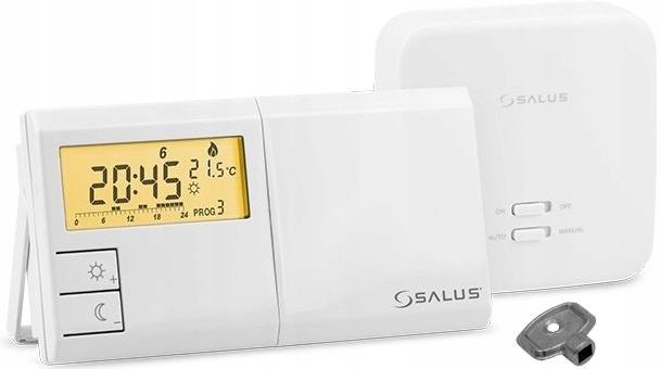 Sterownik bezprzewodowy SALUS 091 FL RF i GRATIS