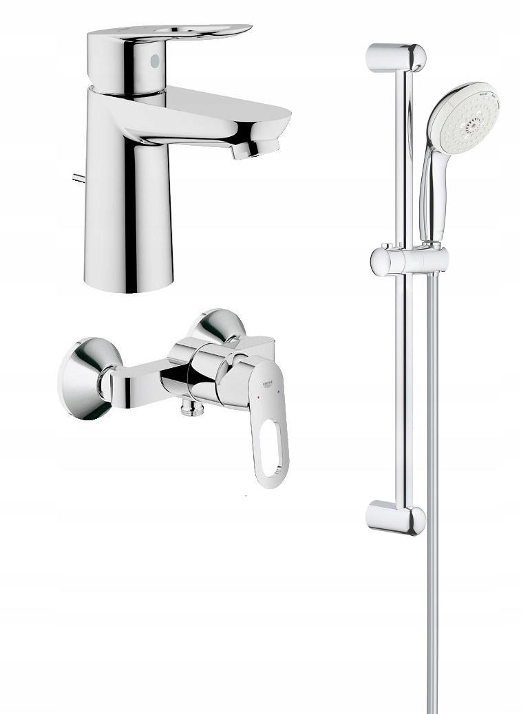 Sprcha set Grohe Bauloop 3-v-1