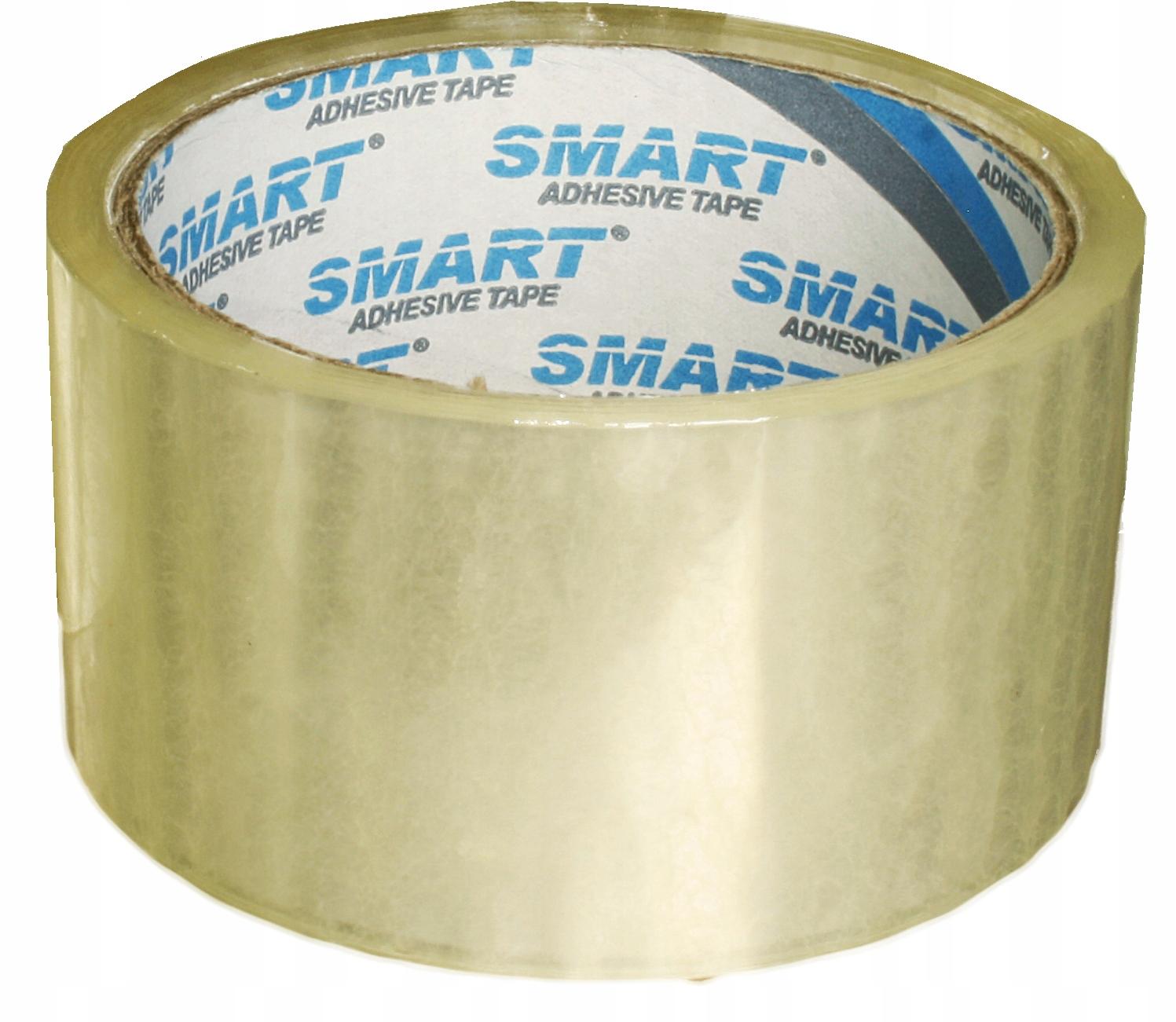 Item Tape, packaging adhesive SMART 48x50 banner