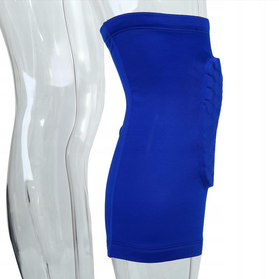 Защитаe ?? коленный M L XL синий от руки!!!