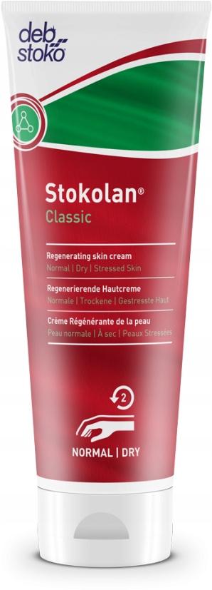 STOKOLAN CLASSIC питательный Крем для рук сухой кожи