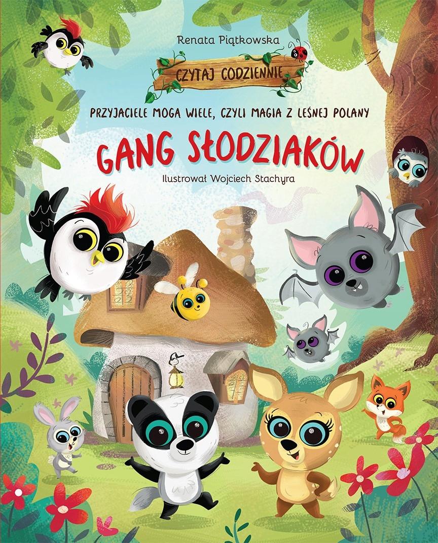 Ksiazka Gang Slodziakow 4 Przyjaciele Moga Wiele 10 Zl Allegro Pl Raty 0 Darmowa Dostawa Ze Smart Warszawa Stan Nowy Id Oferty 8433510530