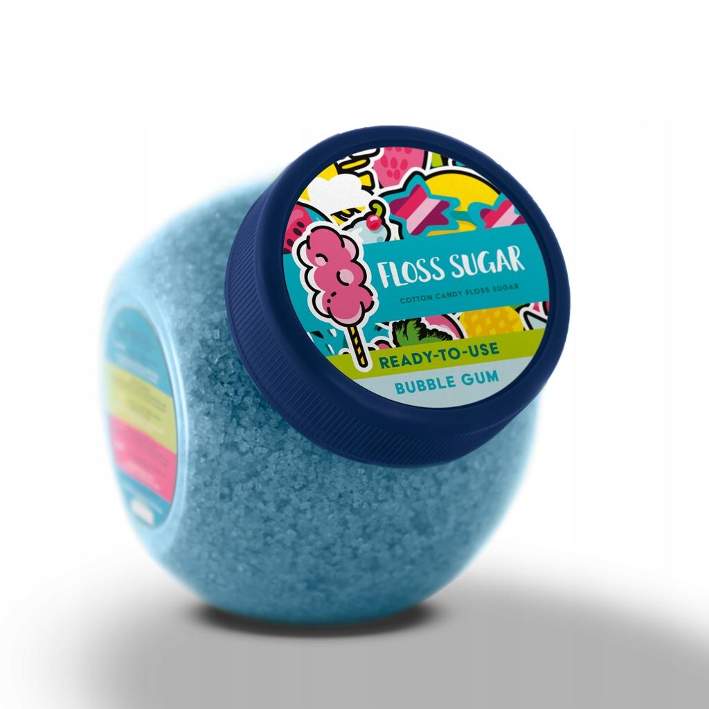 Smakowy Cukier do Waty Cukrowej GUMA BALONOWA 400G