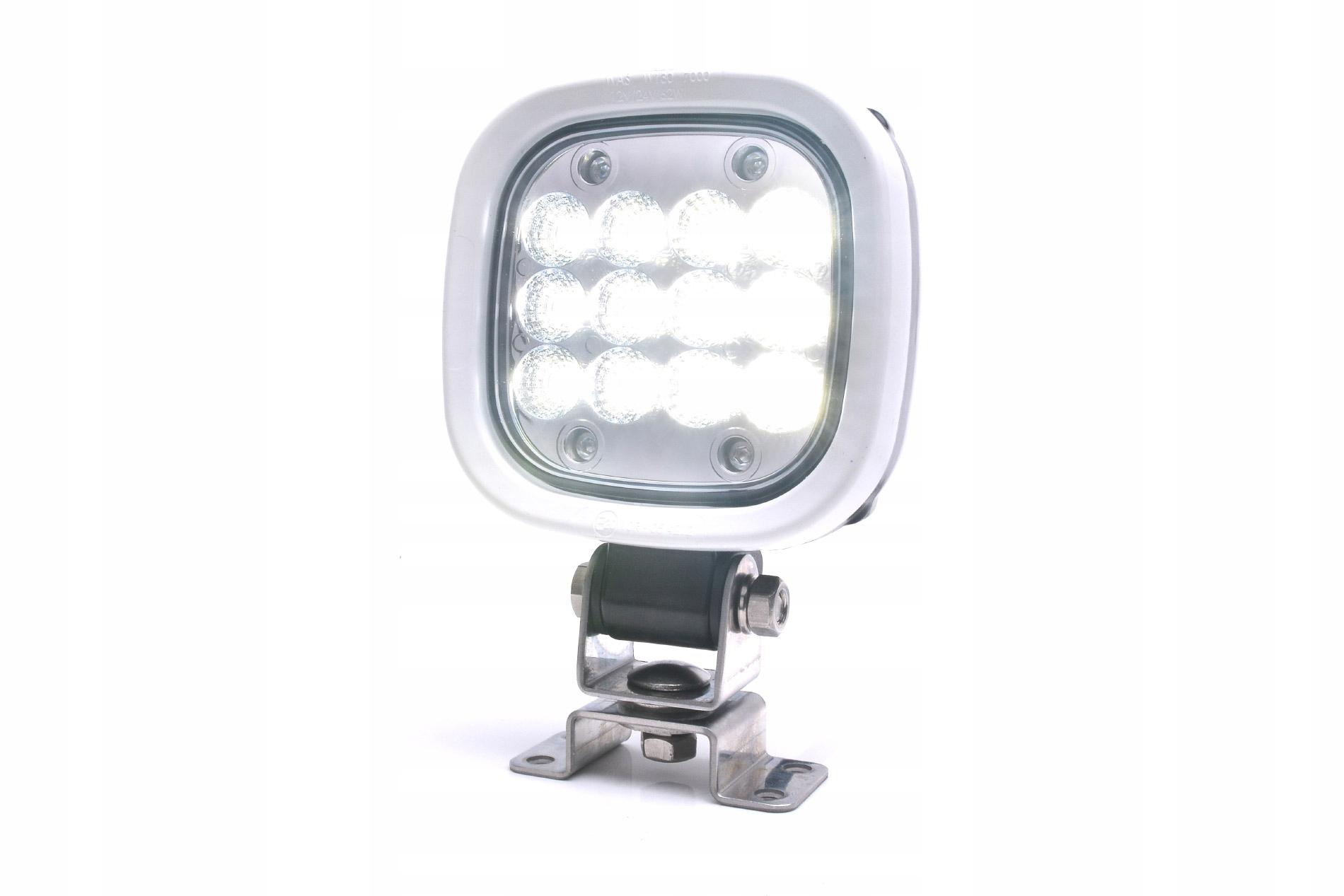 Галогенная светодиодная рабочая лампа 6000 Lm 12 / 70V No. 1163