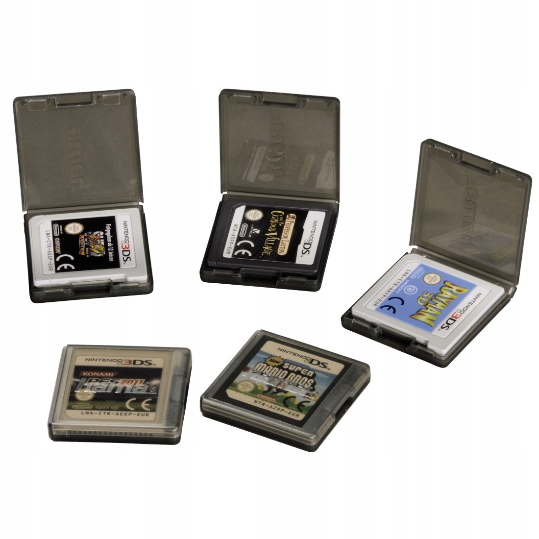 Hama Case Boxes pre hry Nintendo 5 v 1