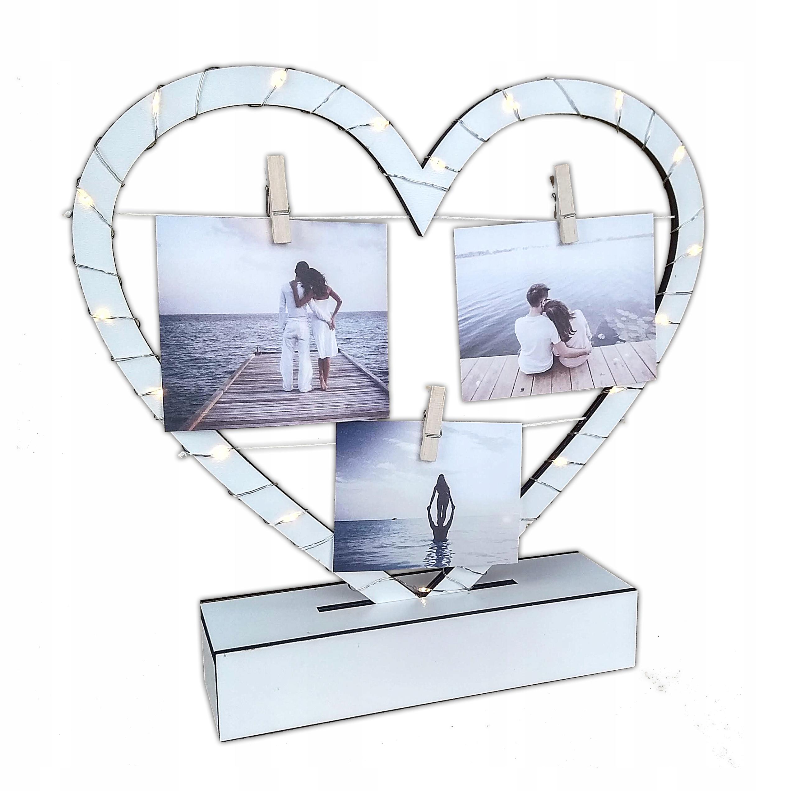 Foto rámček láska valentína by mal xlesz