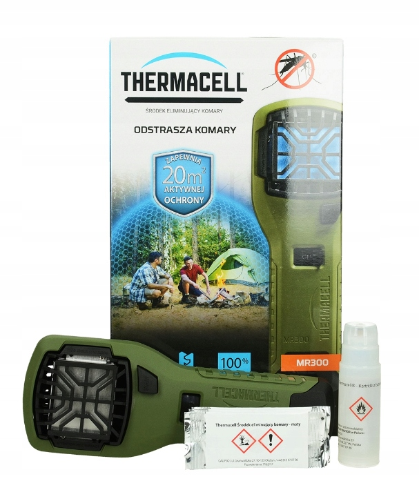 MR150 ZARIADENIE THERMACELL MOSQUITO REPELLER