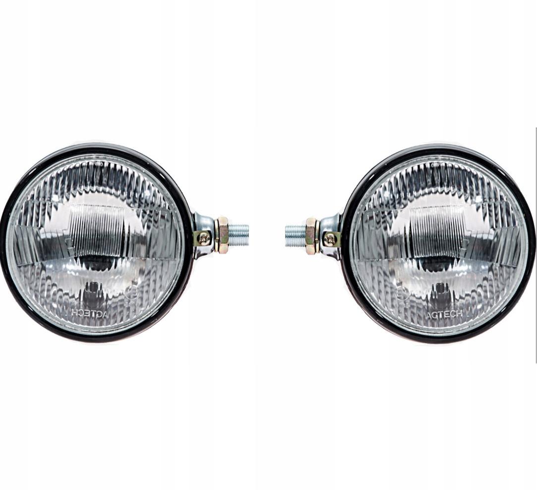Lampy przednie reflektory L+P C-330 360 METALOWE