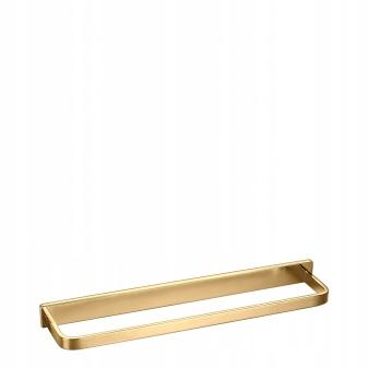 Vešiak do kúpeľne OMNIRES DARLING zlatý 37 cm