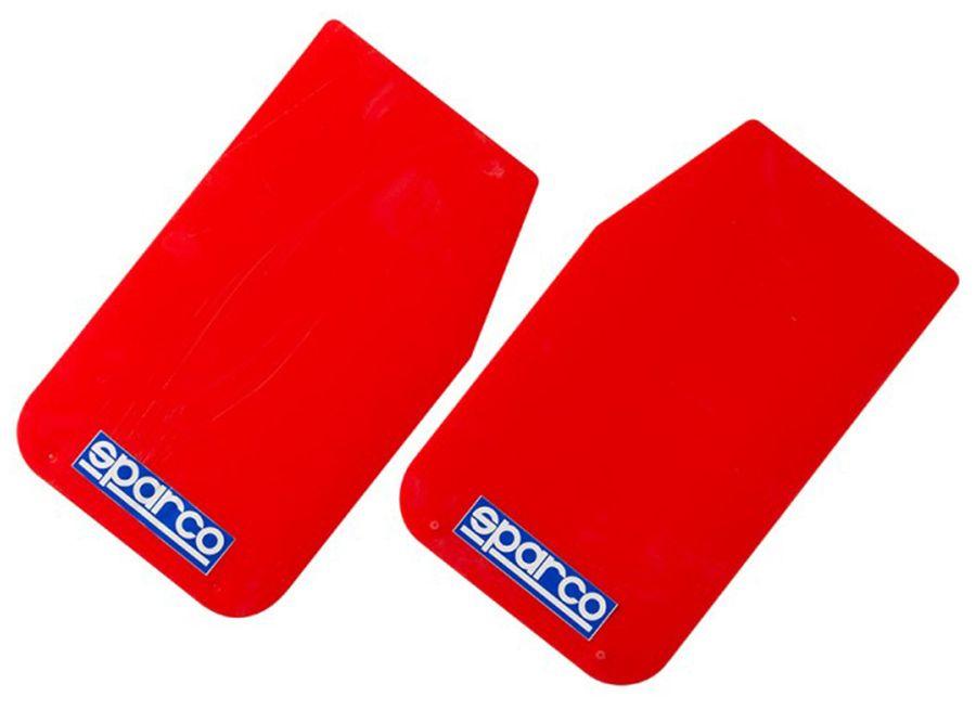 брызговики Sparco 03791 красные
