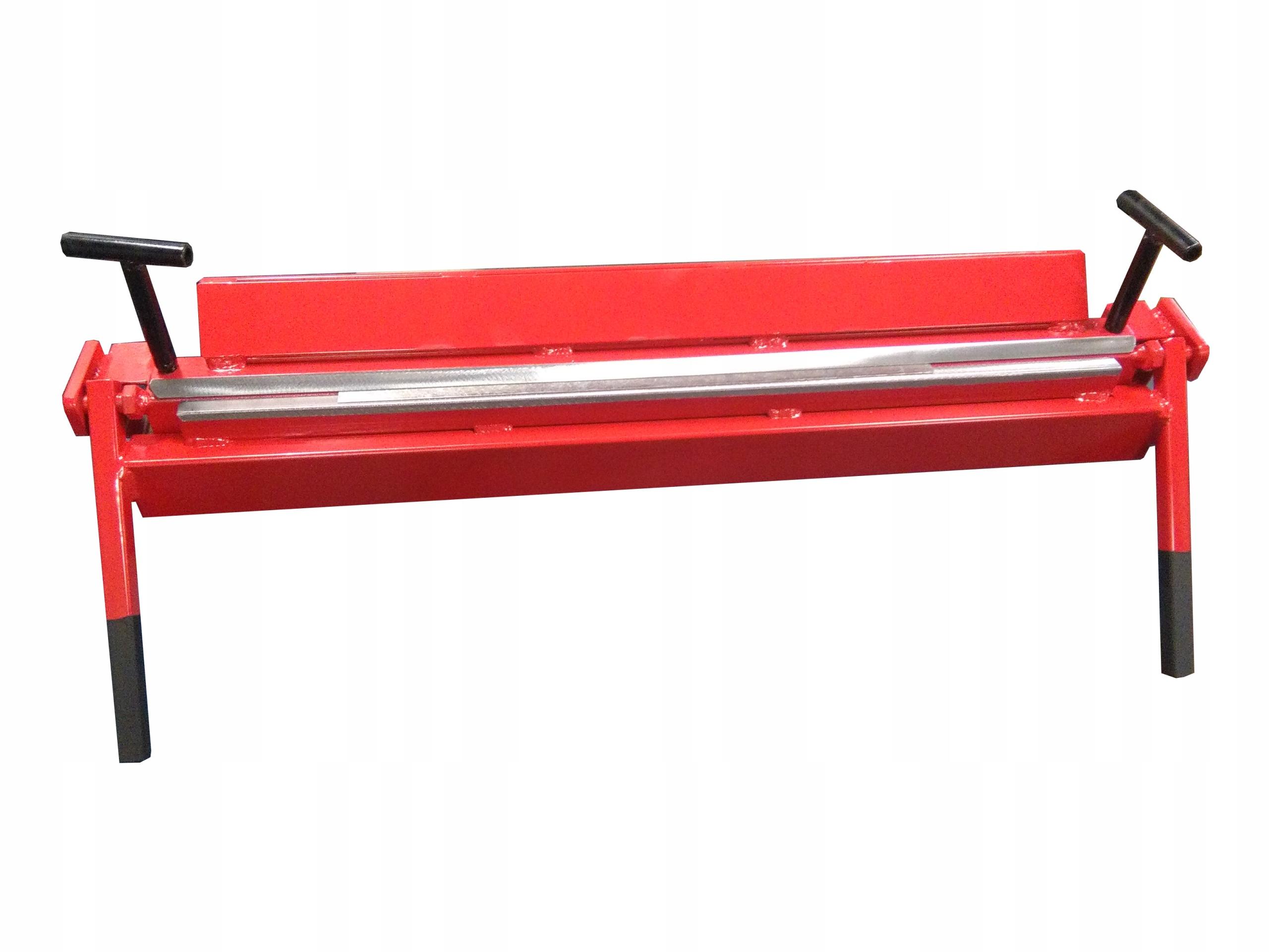 ZGW-1250 / 1,0 RED листогибочный станок