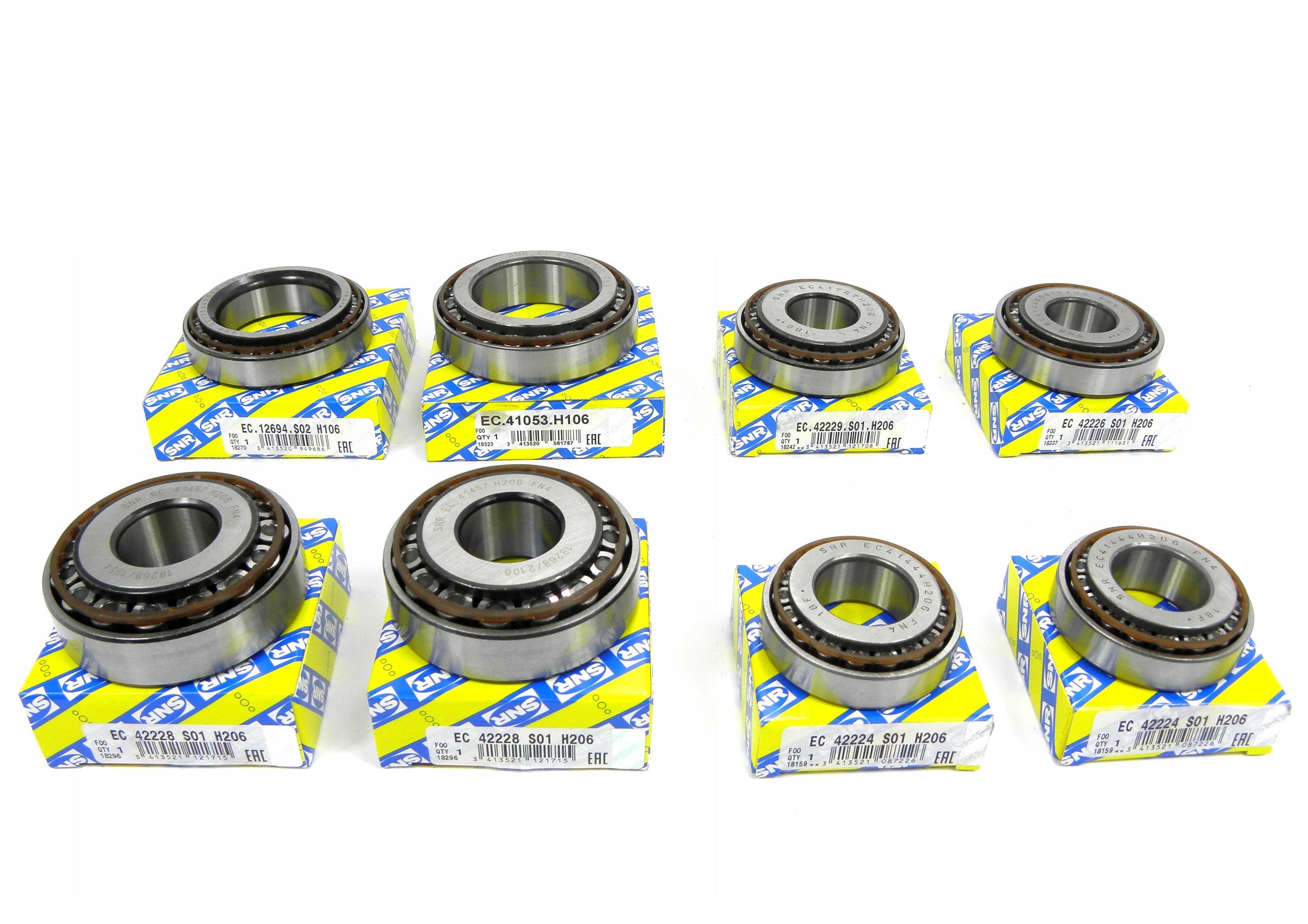 Gearbox Bearing SNR EC 42224 S01 H206