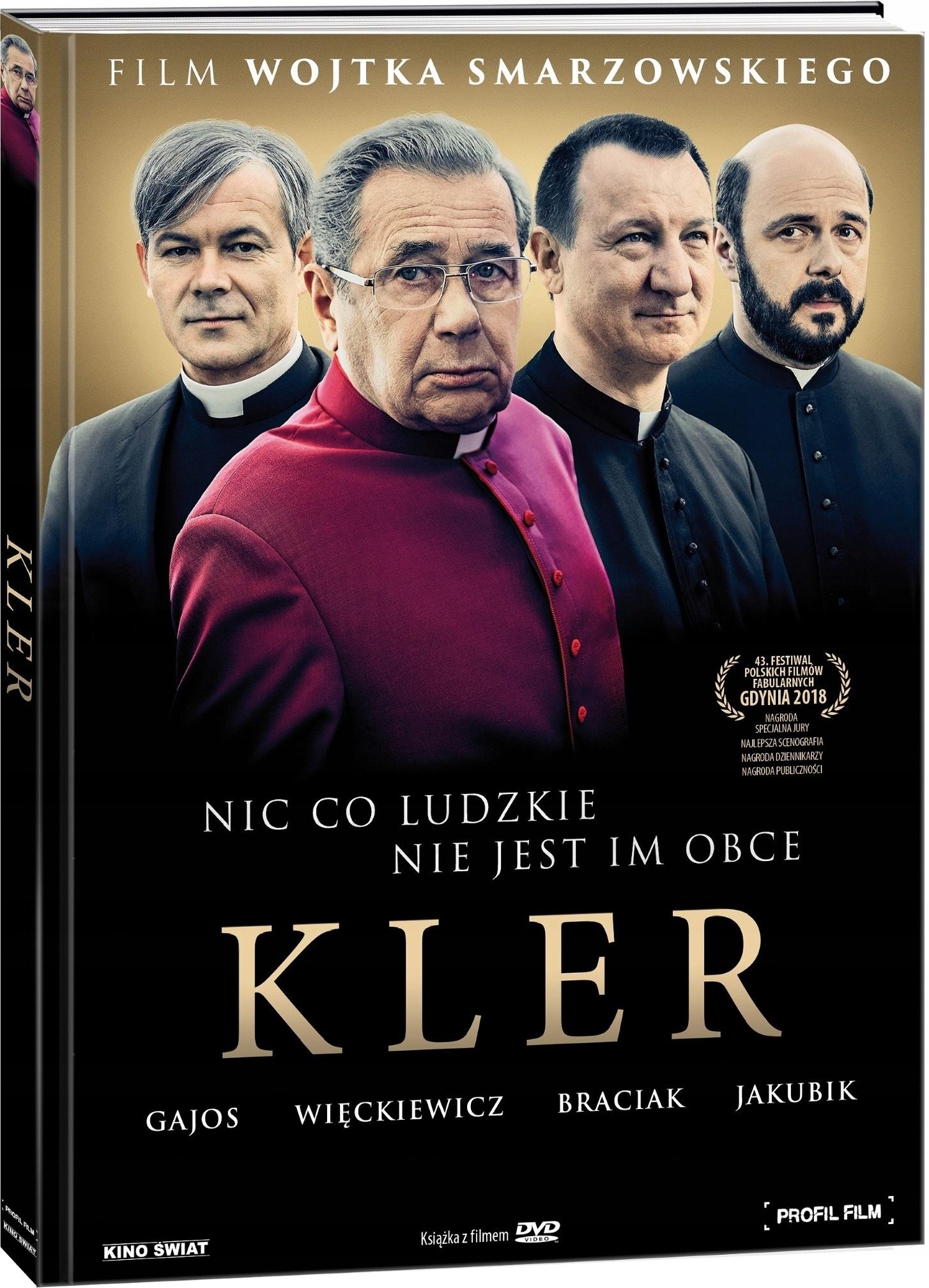 Item CLERGY [DVD] Director Wojciech Smarzowski