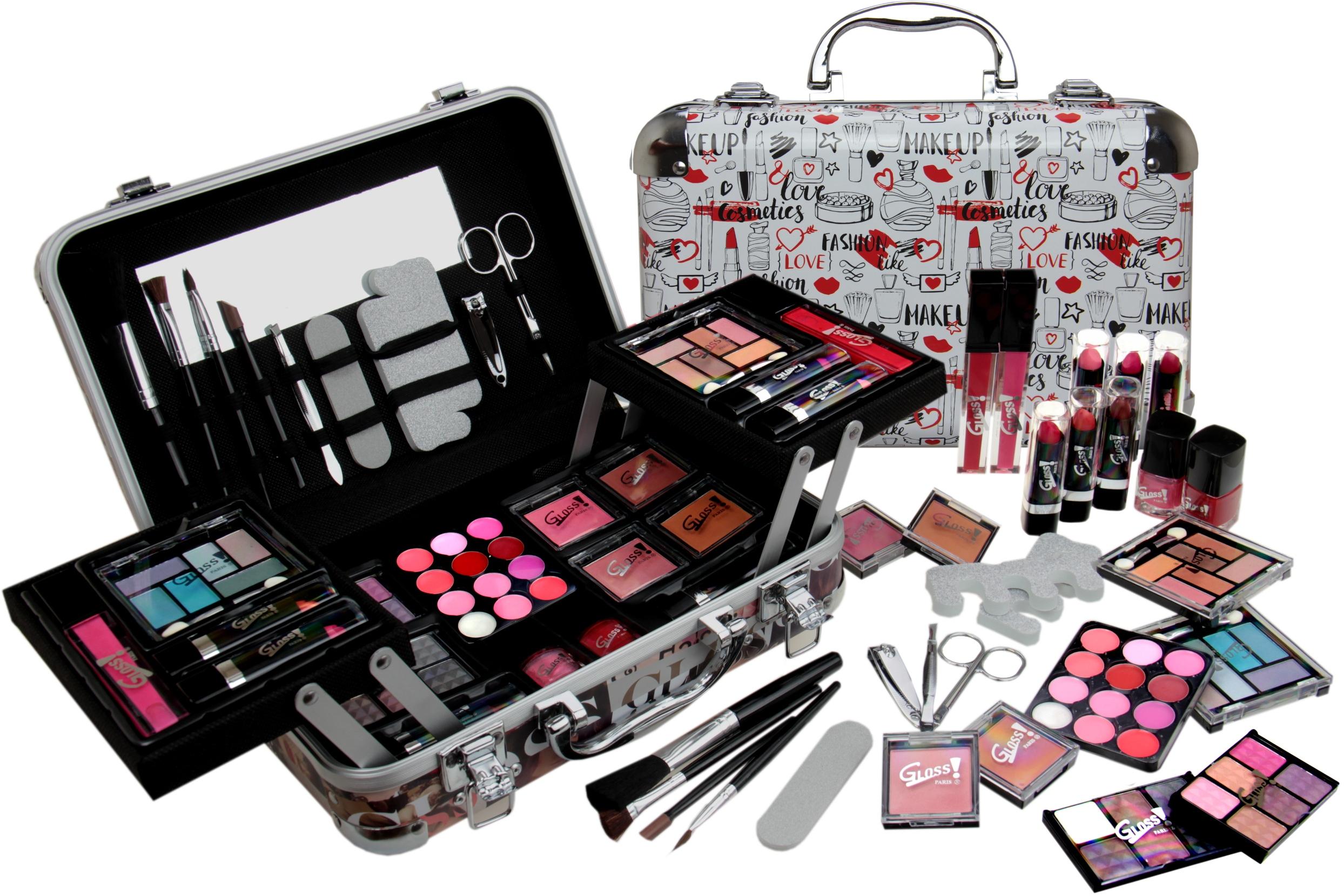 Купить профессиональную косметику для макияжа в киеве ящик для косметики купить в спб