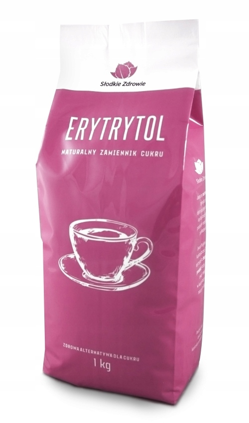 Item ERYTROL ERYTRYTOL NATURAL SWEETENER 0 calories of 1 kg