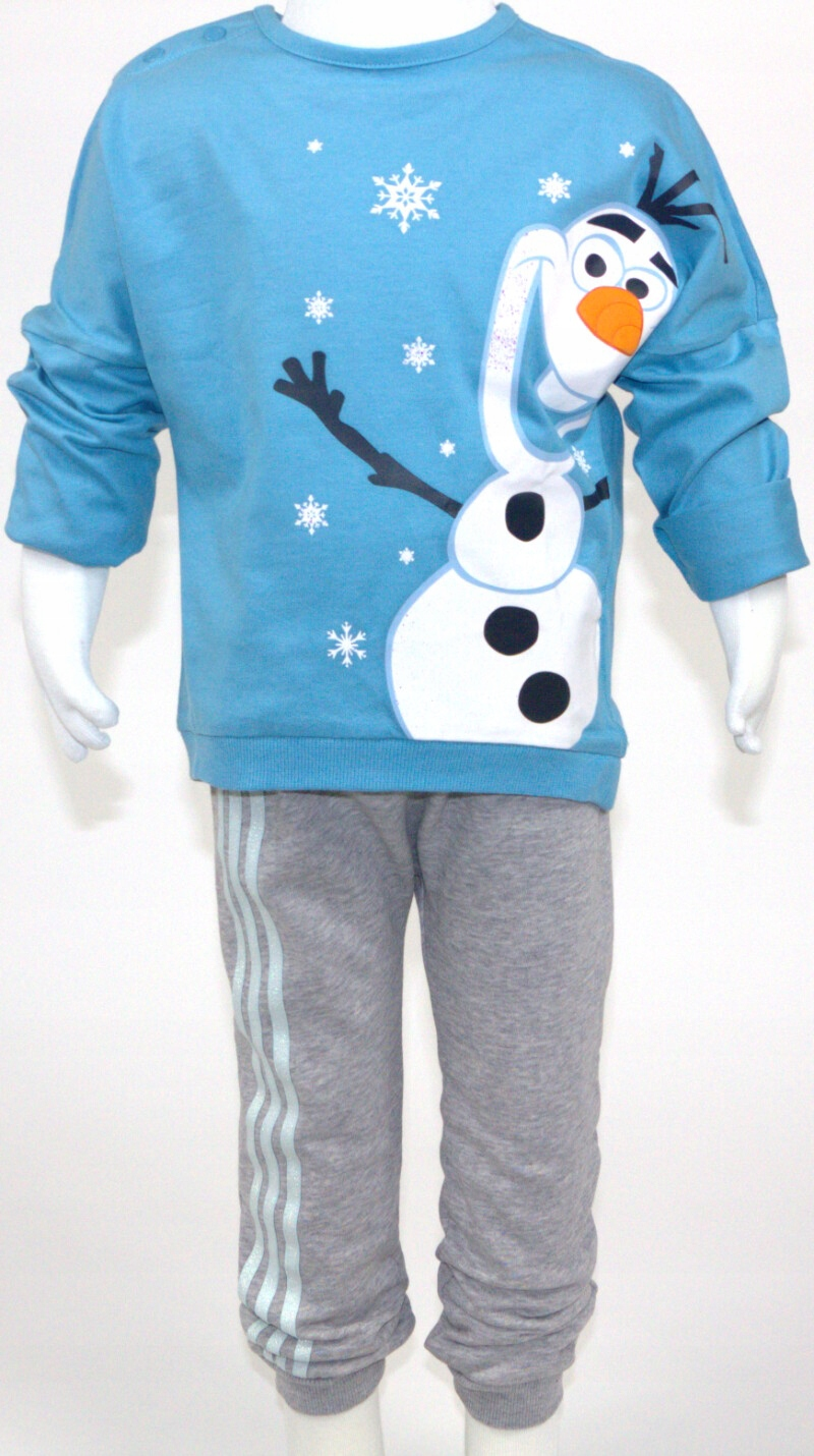 Sada Adidas Disney Frozen Olaf veľkosť. 80