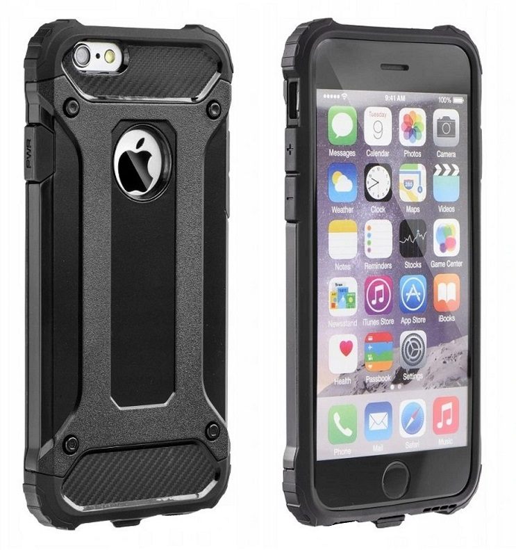 Pancerne Etui Hybrid Armor do iPhone Xs