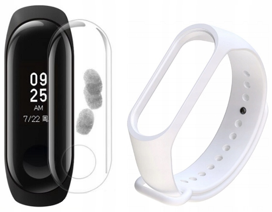 Item BRACELET XIAOMI MI BAND 3 + COLOR PATCH FOR FREE