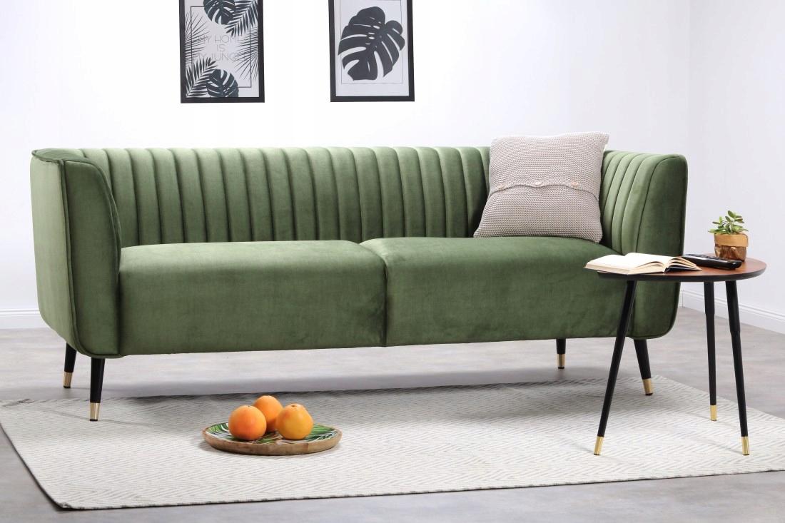 Gauč-Ann, 3os., gauč pre obývacej izby v retro štýle
