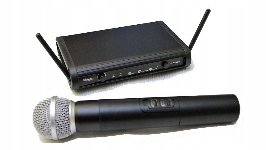 Bezdrôtový mikrofón ====== Mnoho aplikácií ======