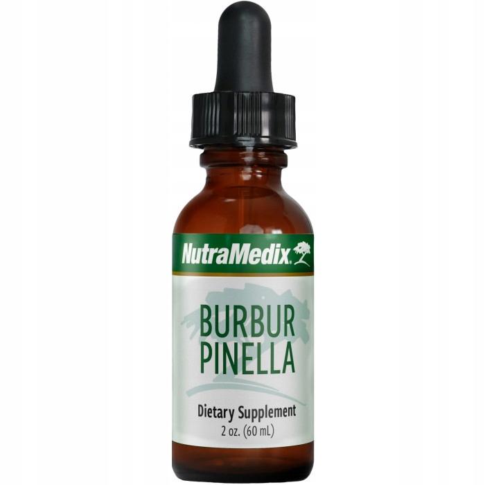 Burbur Pinella 60ml Nutramedix Detox Cowden