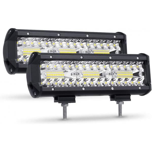 8948209404 Установите 2 х Галогенные светодиодные рабочие лампы - 180 Вт 10-30 В