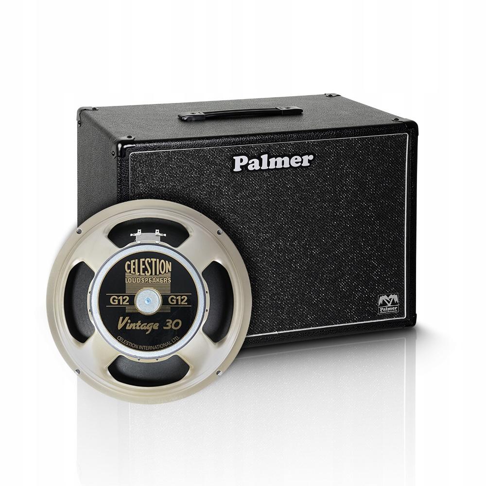 Palmer stĺpec 112 gitara celestion Vintage 30 spoločností